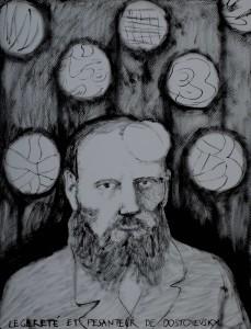 """""""Légèreté et pesanteur de Dostoïevsky"""""""